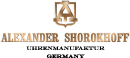 Link zur Alexander Shorokhoff Website