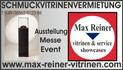 Link zur Max Reiner Vitrinen Website