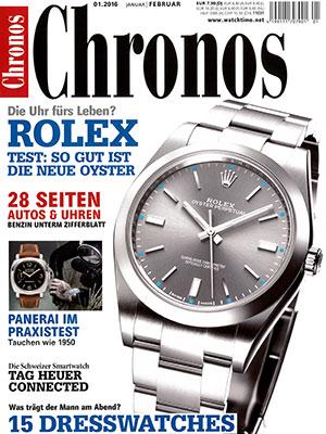 Bild: Bericht Munichtime in CHRONOS-1-2016