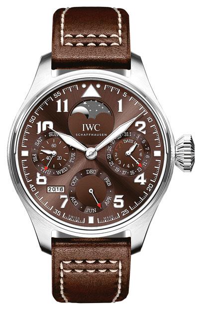 "Bild: IWC - Big Pilot's Watch Perpetual Calendar Edition ""Antoine de Saint Exupéry"""