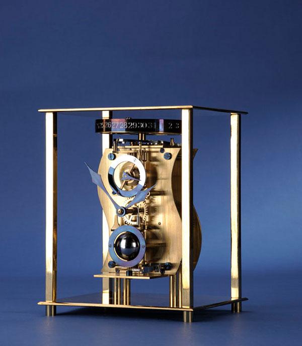 Bild: Bayerische Meisterschule für das Uhrmacherhandwerk - Meisterstück