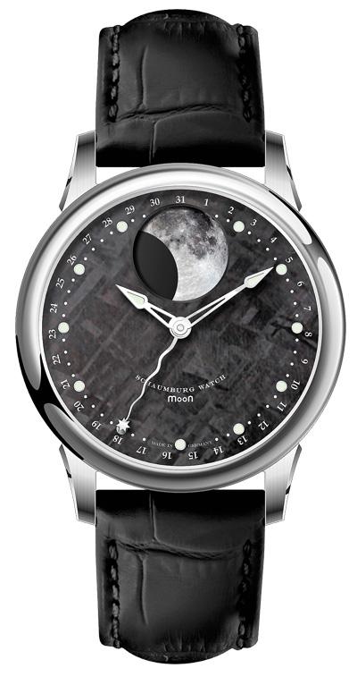 Bild: Schaumburg Watch - MooN Meteorit